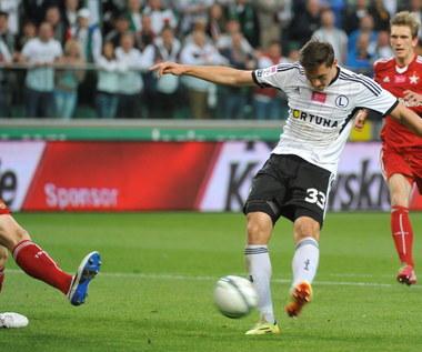 Ekstraklasa: Legia Warszawa - Wisła Kraków 5-0