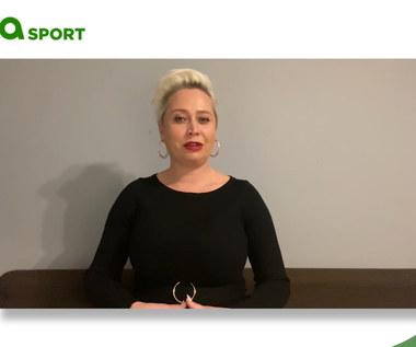 """""""Ekstraklasa"""". Paulina Czarnota-Bojarska o zagranicznych trenerach w Ekstraklasie. Wideo"""