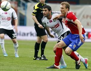 Ekstraklasa: Piast Gliwice - Legia Warszawa 0-0