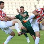 Ekstraklasa piłkarska: Cracovia - Śląsk 3:3