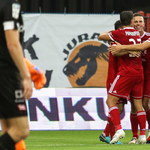 Ekstraklasa piłkarska: Piast - Cracovia 3:1