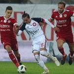 Ekstraklasa piłkarska: Piast - Wisła Kraków 2:0