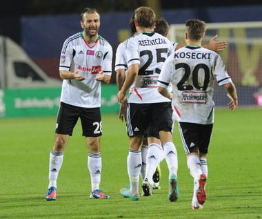 Ekstraklasa: Pogoń Szczecin - Legia Warszawa 0-3