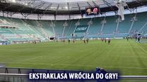 Ekstraklasa. Remis na początek i nokaut w Szczecinie. Wróciła polska liga. Wideo