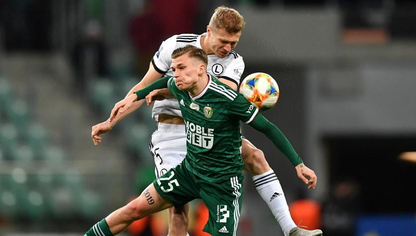 Ekstraklasa. Śląsk Wrocław – Legia Warszawa 0-3 w 18. kolejce