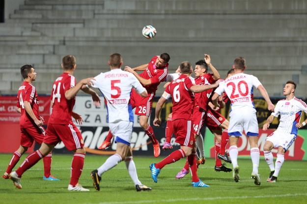 Ekstraklasa: Trzy bramki Brożka, Wisła rozbiła Górnika