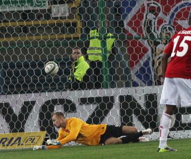 Ekstraklasa: Wisła Kraków - Zagłębie Lubin 1-0