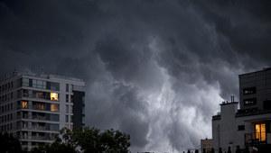 Ekstremalne chmury nad Białymstokiem