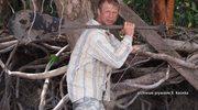 Ekstremalne podróże Rafała Kośnika oczami żony. Jak wyglądała jego wyprawa do Amazonii?