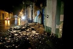 Ekstremalnie silne trzęsienie ziemi w Meksyku. Są ofiary śmiertelne