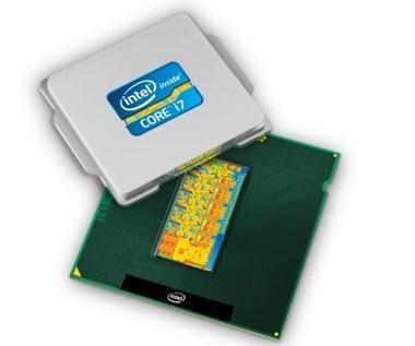 Ekstremalnie szybkie procesory Intela