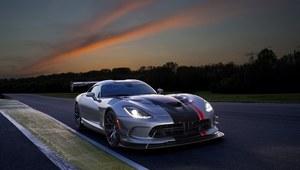 Ekstremalny Dodge Viper American Club Racer