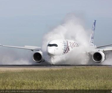 Ekstremalny test Airbusa A350