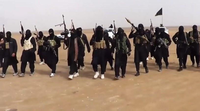Ekstremiści z samozwańczego Państwa Islamskiego /AFP