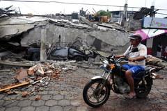 Ekwador:10 tys. żołnierzy wysłanych do pomocy ofiarom trzęsienia ziemi