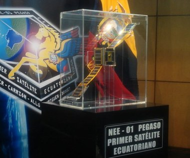 Ekwador rusza na podbój kosmosu
