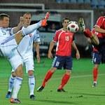 El. EURO 2012: Sensacja w Erewanie, wpadka Włochów