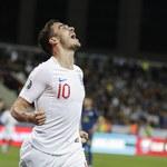 El. Euro 2020. Kosowo – Anglia 0-4 w grupie A