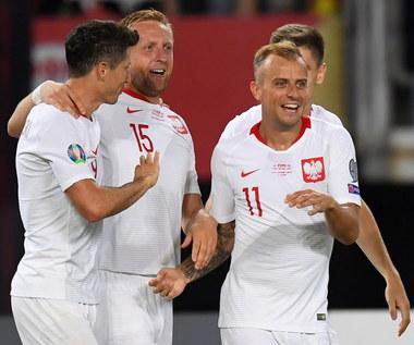 El. Euro 2020. Macedonia Północna - Polska 0-1