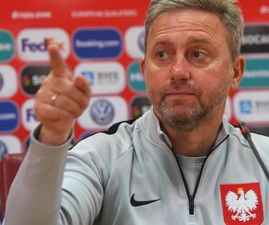 El. Euro 2020. Macedonia Północna - Polska. Jerzy Brzęczek: Rozważamy grę trójką napastników