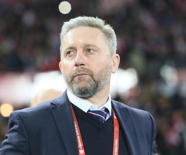 El. Euro 2020. Polska - Łotwa. Brzęczek: Mamy małą epidemię w drużynie