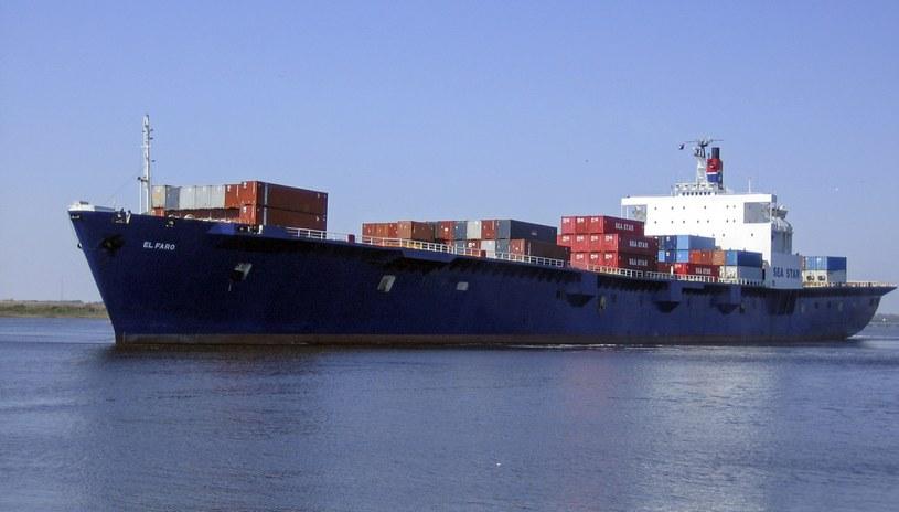 """""""El Faro"""" zaginął w czwartek w pobliżu Wysp Bahama /PAP/EPA"""