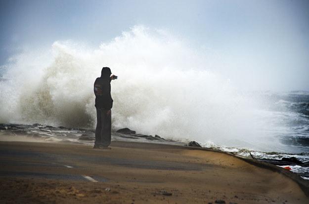 El Faro zaginął w strefie oddziaływania huraganu Joaquin /AFP
