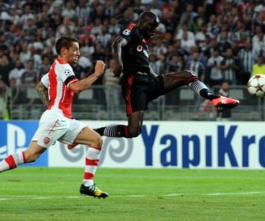 El. Ligi Mistrzów: Besiktas Stambuł - Arsenal Londyn 0-0