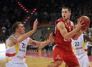 El. ME koszykarzy: Niemcy - Polska 76:88