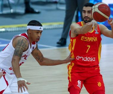 El. ME koszykarzy. Polska minimalnie słabsza od Hiszpanii