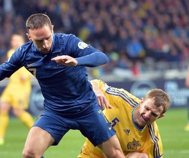 El. MŚ 2014: Ukraina wygrała z Francją 2-0