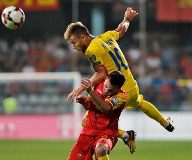 """El. MŚ. Czarnogóra - Rumunia 1-0 w """"polskiej"""" grupie"""