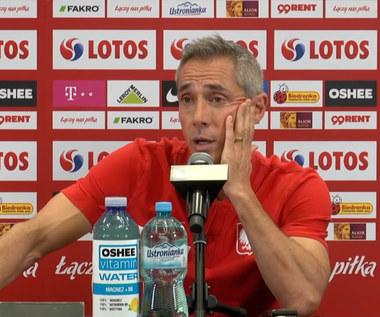 El. MŚ. Paulo Sousa odpowiada Interii: Jakie oglądałem ostatnio mecze Polaków na żywo? Byłem w Niemczech i we Włoszech. Mamy też do tego oprogramowanie. Wideo