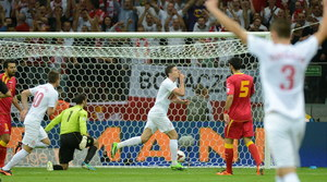 El. MŚ: Polska - Czarnogóra 1-1