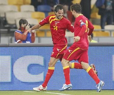 El. MŚ: Ukraina przegrała z Czarnogórą, zwycięstwo Mołdawii