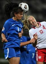 El. piłkarskich ME kobiet. Polska - Azerbejdżan 3-0