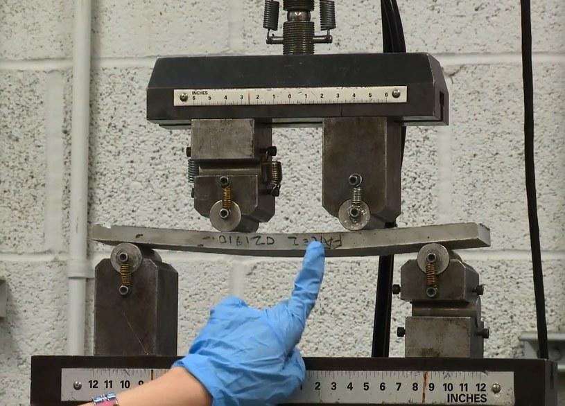 Elastyczny beton 500 jest razy bardziej odporny na pęknięcia niż tradycyjny /materiały prasowe