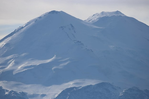 Elbrus /Yelena Afonina /PAP/ITAR-TASS