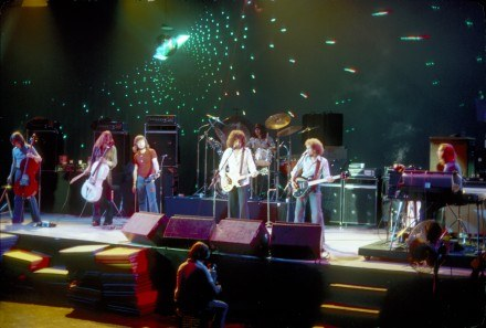 Electric Light Orchestra w 1977 roku fot. Michael Ochs Archive /Getty Images/Flash Press Media