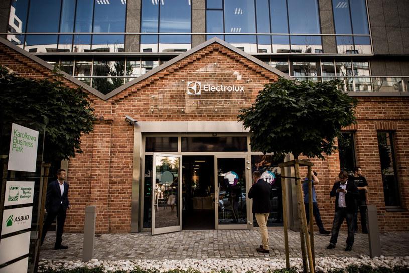 Electrolux Taste Center w Warszawie /materiały prasowe