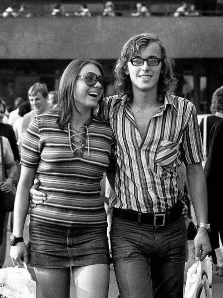 Na ulicy Warszawy, 1970