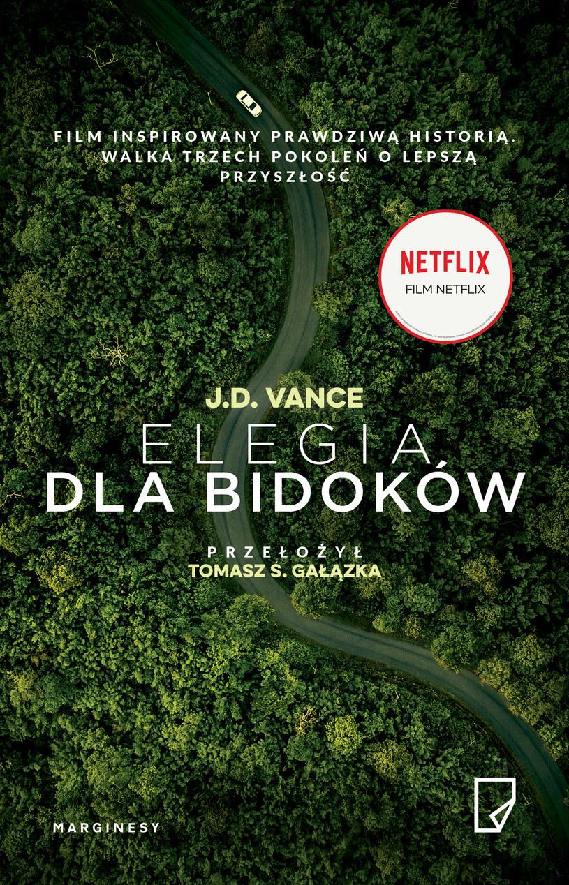 Elegia dla bidoków, J.D.Vance /INTERIA.PL/materiały prasowe