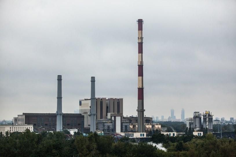 Elektrociepłownia na warszawskim Żeraniu /Adam Burakowski/REPORTER /© Glowimages