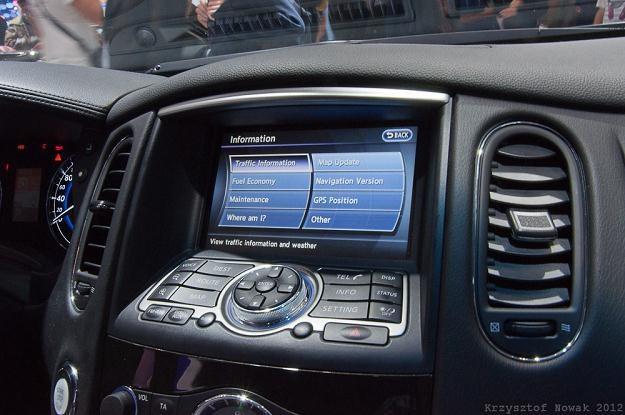 Elektronika w samochodach jest już powszechna /
