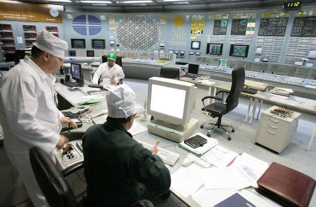 Elektrowna jądrowa Ignalina na Litwie /AFP
