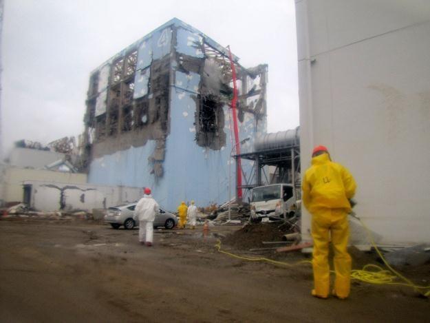 Elektrownia atomowa Fukushima I /AFP
