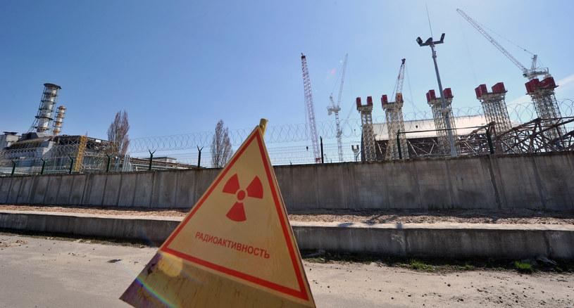 Elektrownia atomowa w Czarnobylu obecnie /AFP