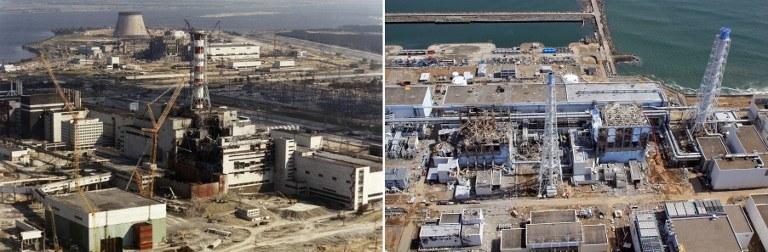 Elektrownia atomowa w Fukuszimie /AFP