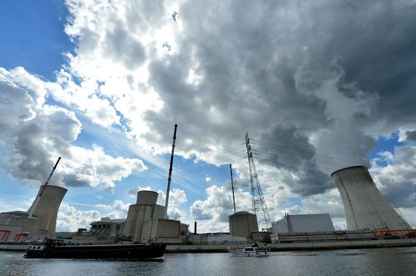 Elektrownia atomowa, zdjęcie ilustracyjne /AFP