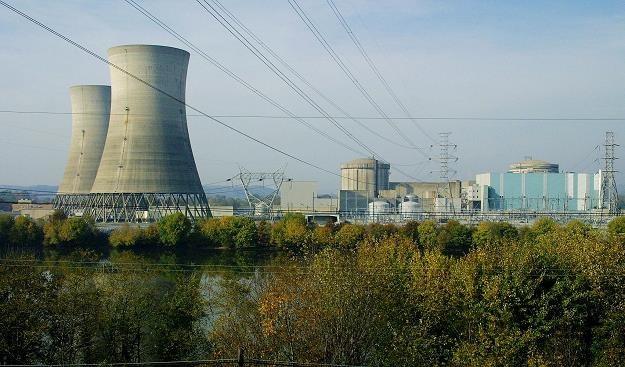 Elektrownia atomowa (zdjęcie ilustracyjne) /AFP